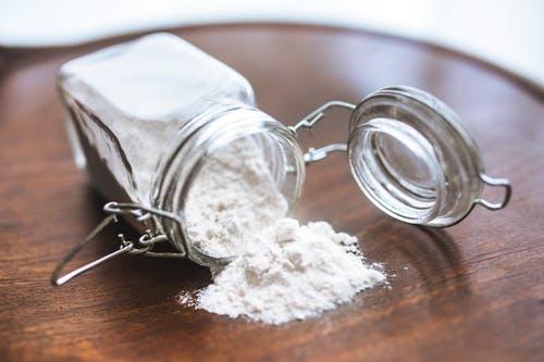 flour powder wheat jar gourmetwhisk by mazmin shariff